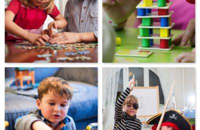 importancia de jugar en familia