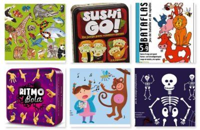 juegos de cartas para niños y niñas