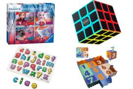 juegos de puzles para hacer con niños y niñas