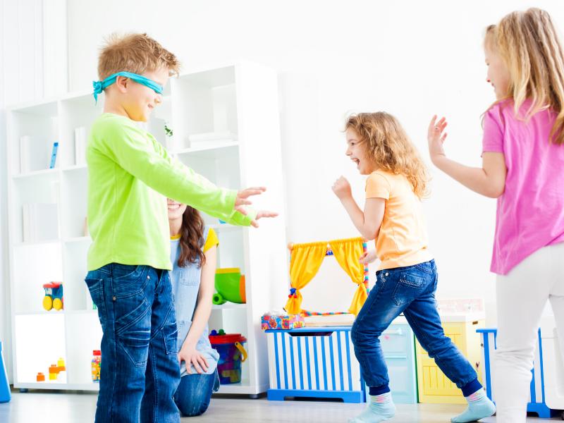 importància de jugar en família