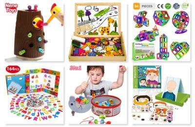 juegos magnéticos para niños