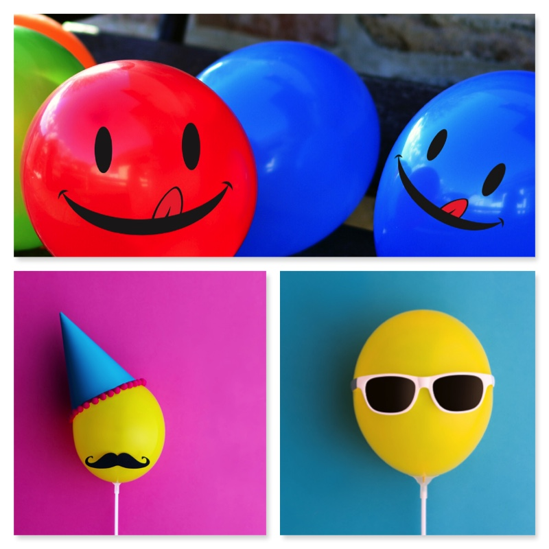 ideas con globos