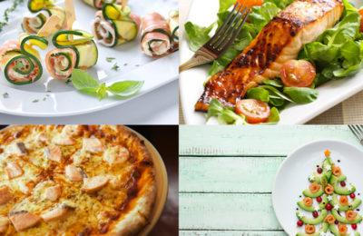 recetas de salmón para hacer con niños