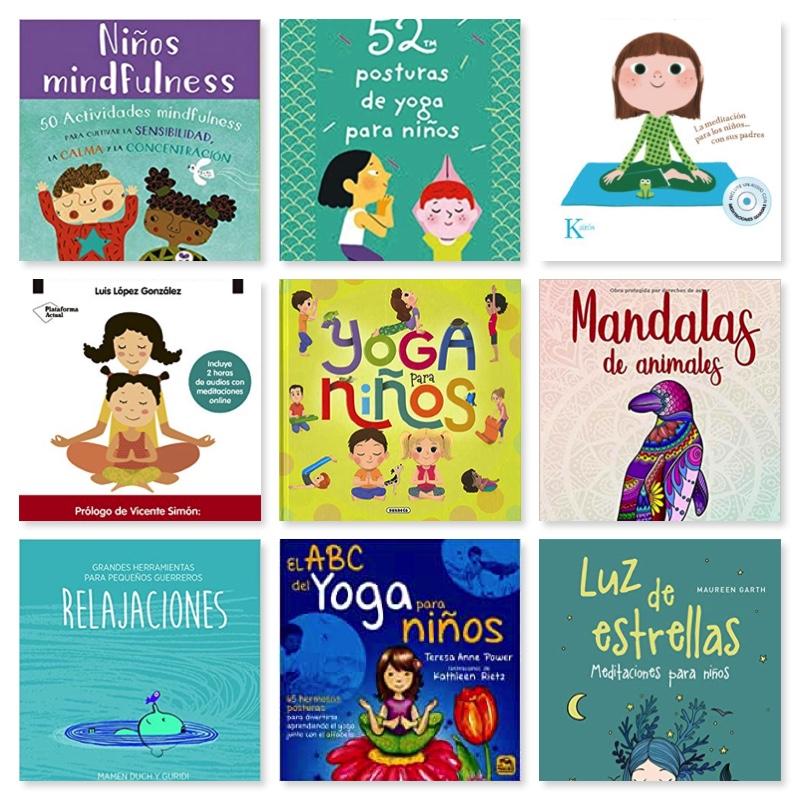 libros de relajación para niños