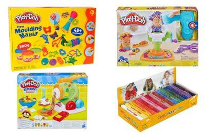 plastilina para jugar con niños y niñas