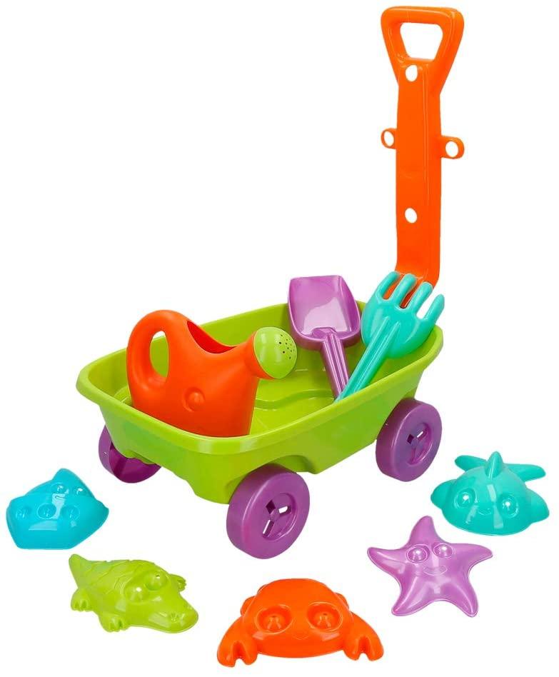 joguines per jugar a la sorra