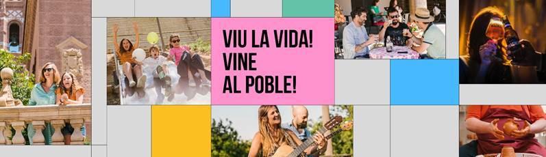 viu la vida al poble espanyol