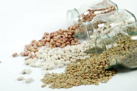experimentos con legumbres