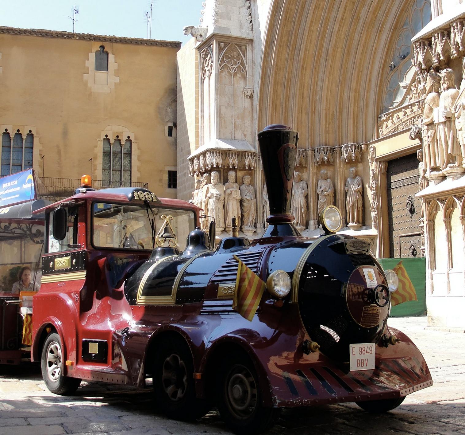 Trenet turístic de Tarraco