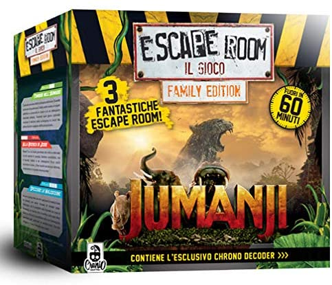 Jocs de Escape Room