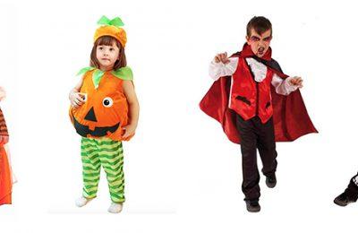 Disfraces y complementos de Halloween