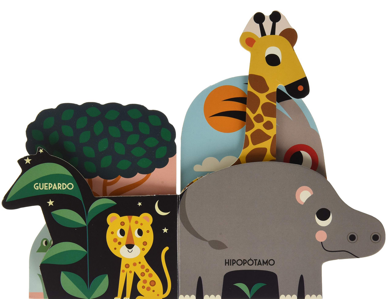 libros de animales para bebés