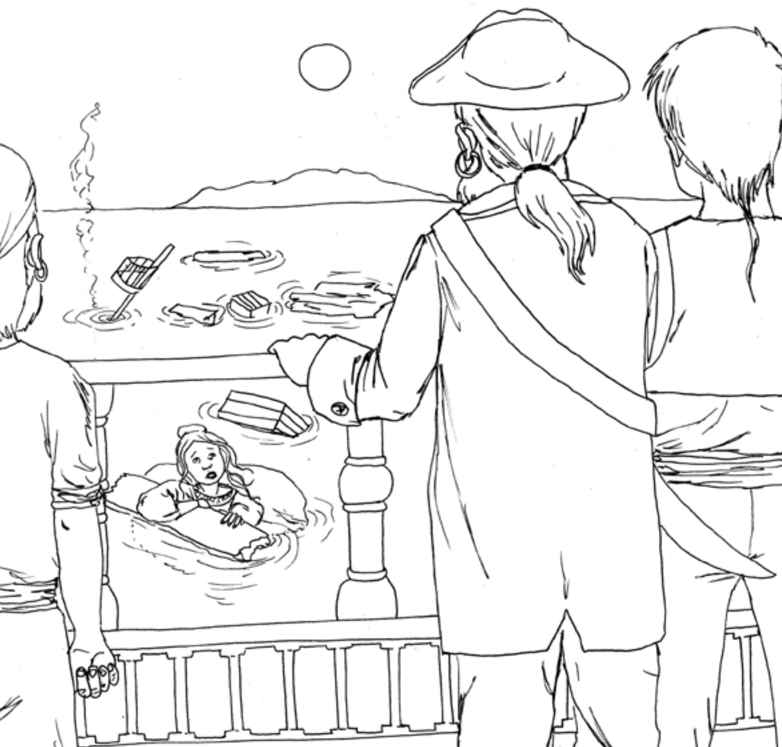El tresor del pirata Ferric