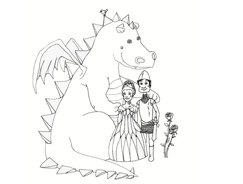 La llegenda del drac Dragui