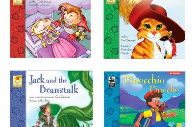 cuentos tradicionales para aprender inglés