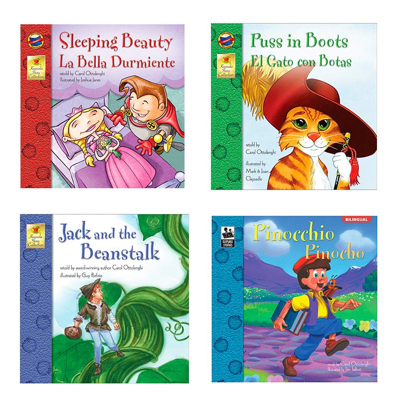 contes tradicionals per aprendre anglès