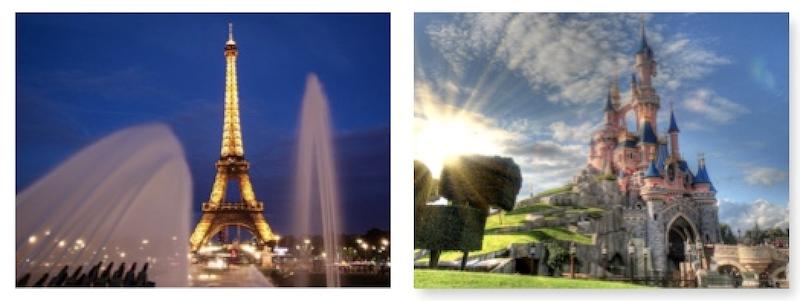Disneyland París para singles con niños