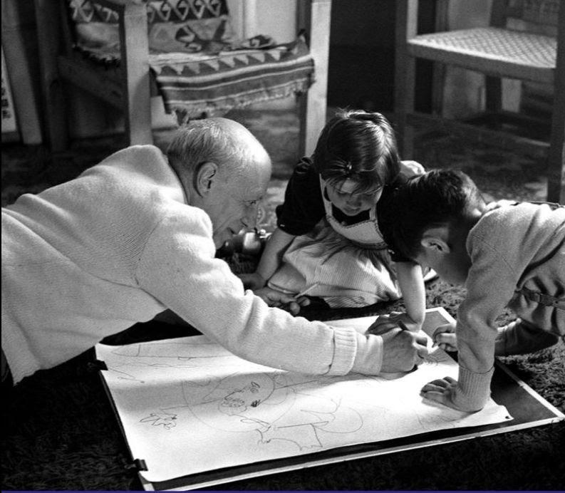 talleres familiares en el museu picasso