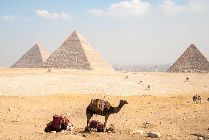 vacaciones en egipto