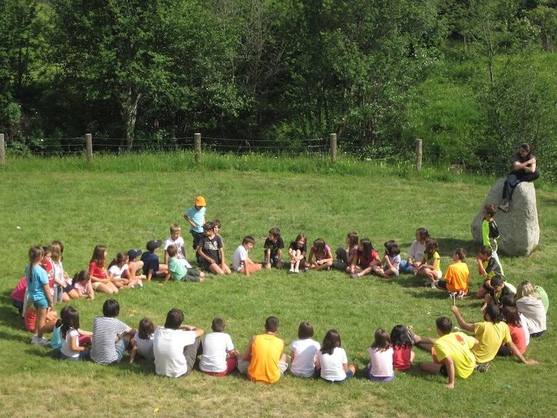 Colonias de verano en Mónnatura Pirineus