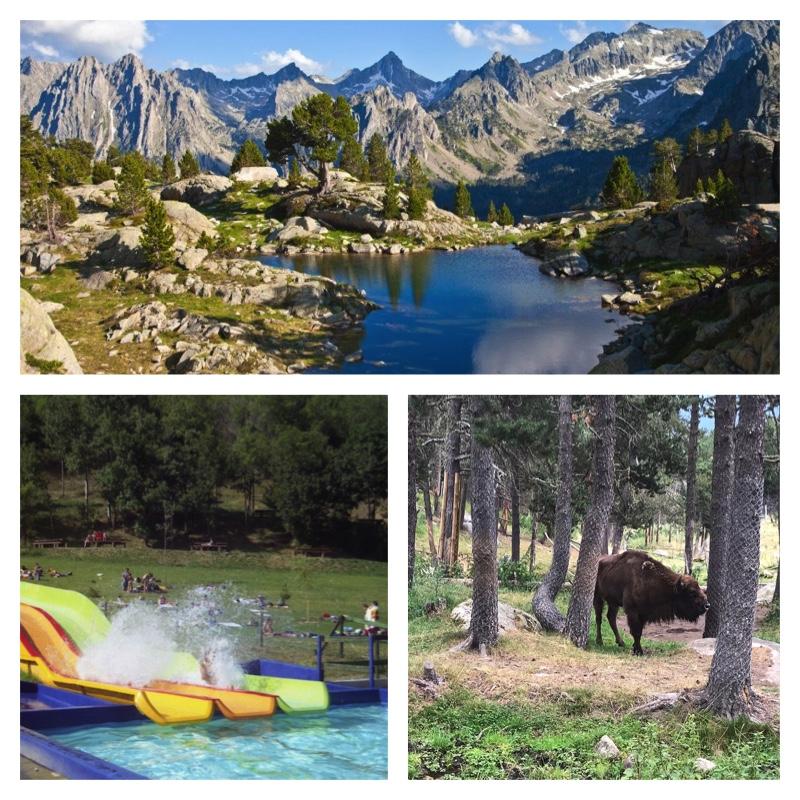 viaje exclusivo para singles con niños/as al Pirineo