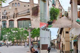 Ruta por el barrio de Horta