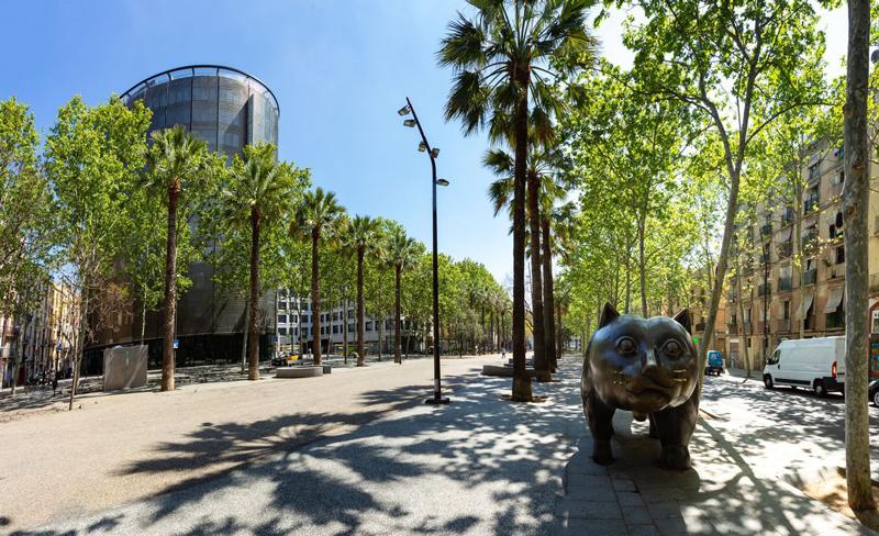 escultures curioses a Barcelona
