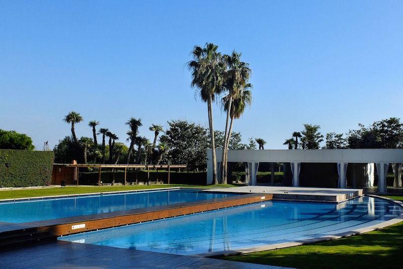 piscines a Barcelona