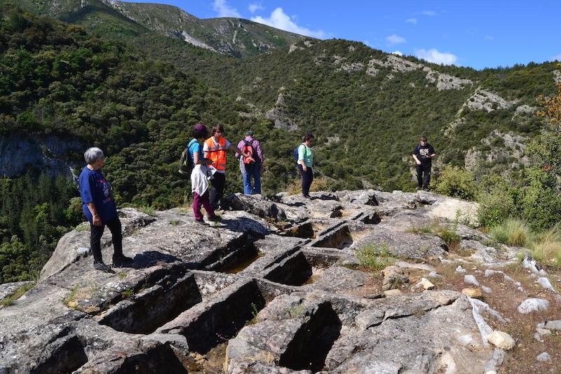 Yacimientos arqueológicos del Pallars Jussà