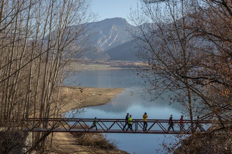 excursiones para hacer con niños en el Pallars Jussà