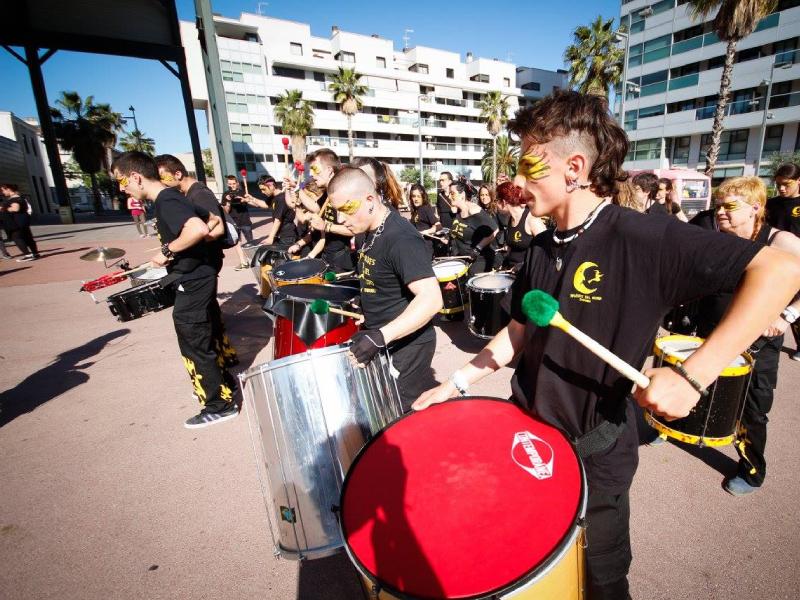 Festival de música y diversión en Sabadell